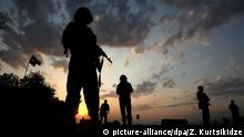 Symbolbild Russland Militär Armee Soldaten