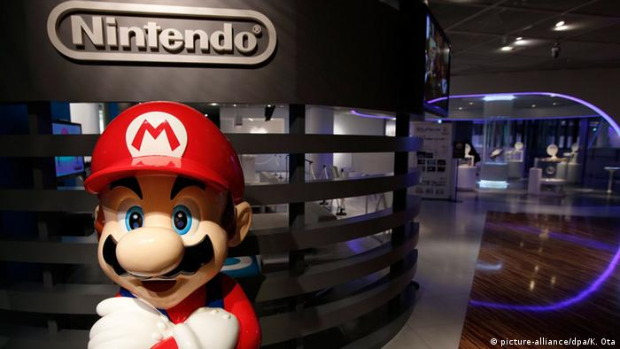 Japan Nintendo Co. (picture-alliance/dpa/K. Ota)