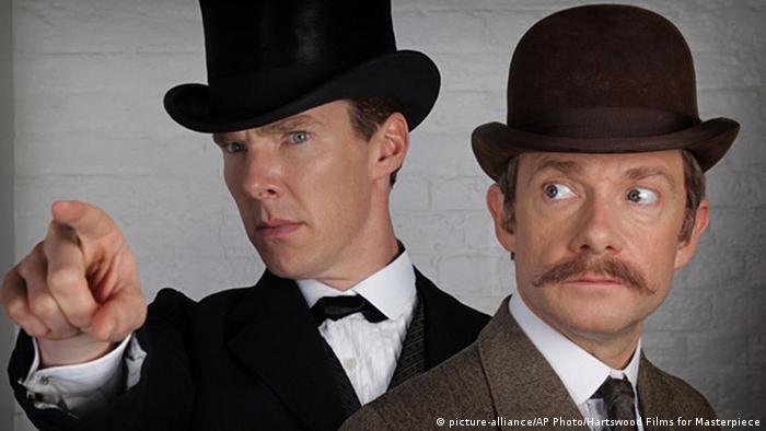 Berühmte Ermittler in der Literatur Sherlock Holmes