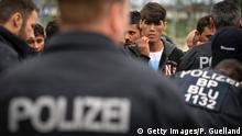 Symbolbild - Grenzkontrollen Deutschland