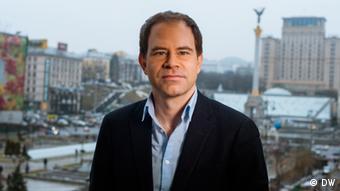 Франк Гофманн, кореспондент DW у Києві