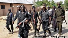 Nord Nigeria Anti Boko Haram Bürgerwehr Vigilante