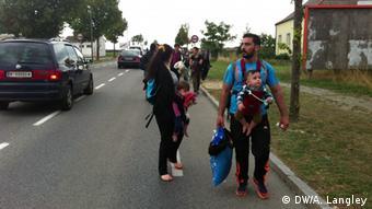 Flüchtlinge in Österreich