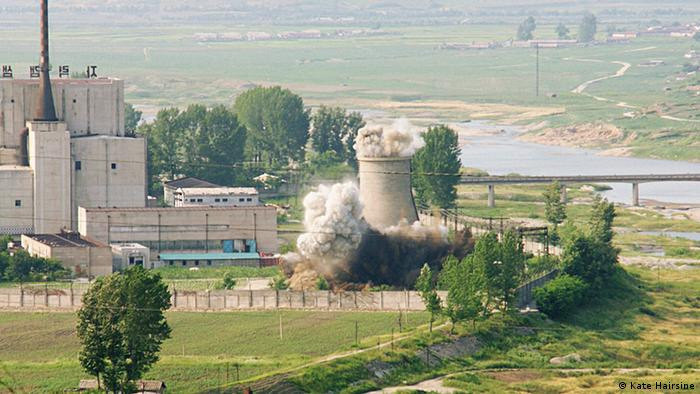 North Korea accelerates nuclear fuel processing, satellite ...