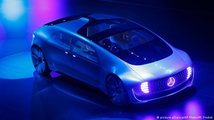 Quem vai construir o carro do futuro?