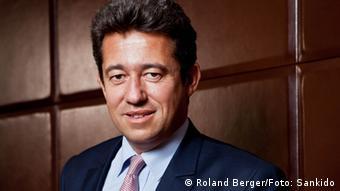 Roland Berger-CEO Charles-Edouard Bouée EINSCHRÄNKUNG