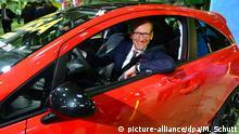 Opel-Chef Karl-Thomas Neumann