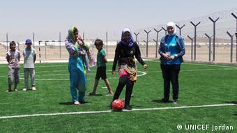 UNICEF Jordanien EINSCHRÄNKUNG Picture: UNICEF Jordan