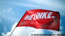 Deutschland Die Linke Flagge