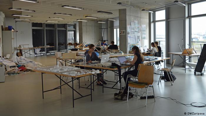 Аудитория Портового университета