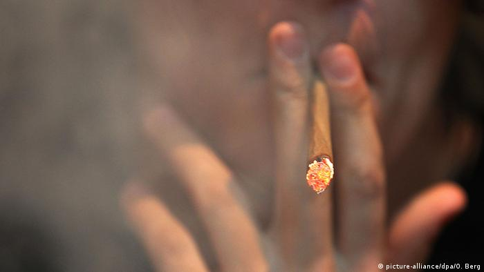 Symbolbild Cannabis
