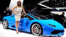 IAA Frankfurt - Lamborghini Huracan