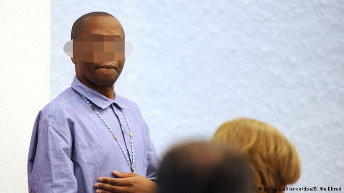 Stuttgart FDLR Kriegsverbrecher Prozess Ignace Murwanashyaka