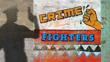 Crime Fighters English logo