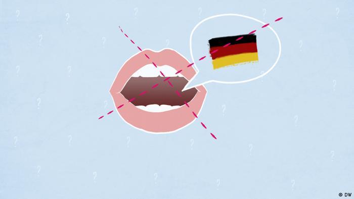 Deutschtrainer KD04 Ich Spreche Nicht Gut deutsch