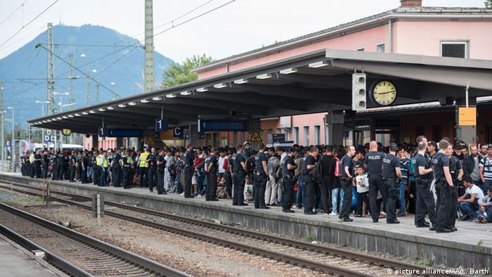 Train Station Freilassing