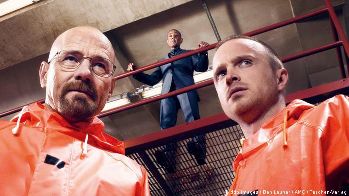 Still from Breaking Bad, Copyright: ddp images / Ben Leuner / AMC / Taschen-Verlag