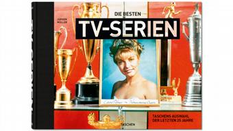 The cover of TASCHEN's Favortie TV Shows