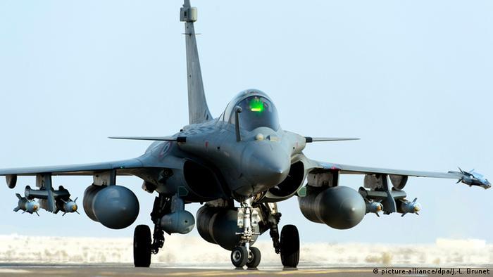 VAE Kampfjet Rafale