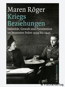 Buchcover Kriegsbeziehungen von Maren Röger