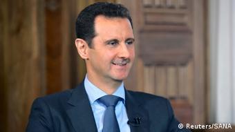 Ο πρόεδρος της Συρίας Μπασάρ αλ Άσαντ ευχαρίστησε τη Ρωσία για την παρέμβασή της