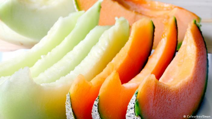 Melonen (Symbolbild)