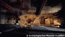 Franconofurd 2 Kinderdoppelgrab der späten Merowingerzeit unter der Frankfurter Bartholomäuskirche