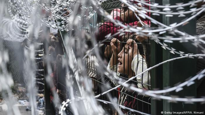 Hungary's migrant fence