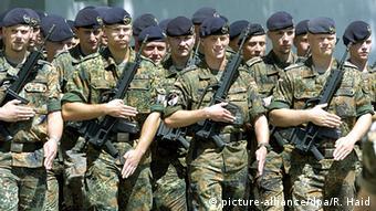 Deutschland Deutsch-französische Brigade in Müllheim
