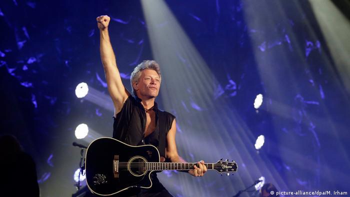 Bon Jovi (picture-alliance/dpa/M. Irham)