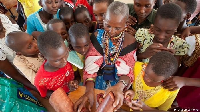 Alternative rite of passagein Kenia