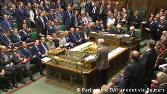 London House of Commons Jeremy Corbyn Rede
