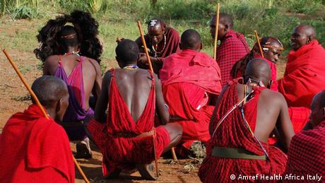 Alternative rite of passagein Kenya