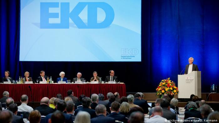 12. EKD-Synode in Würzburg