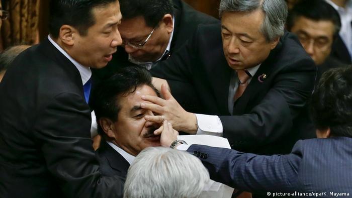 Masahisa Sato Tokyo Japan Opposition