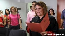 Mazedonien Katica Janeva neuer Generalbundesanwalt