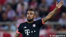Olympiakos Piraeus - FC Bayern Muenchen Arturo Vidal
