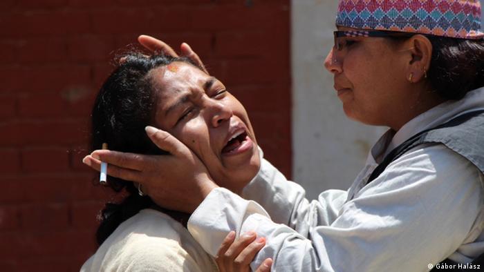 Die Hilfsorganisation Maiti Nepal