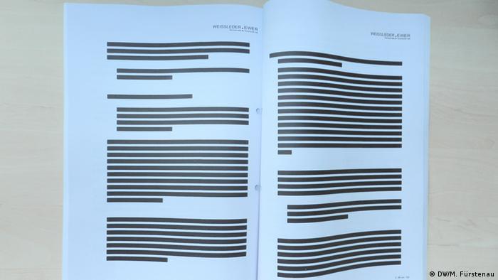 Deutschland NSA Affäre Selektorenlisten