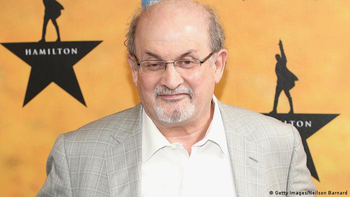 Salman Rushdie 2015 (Foto: Photo by Neilson Barnard/Getty Images)