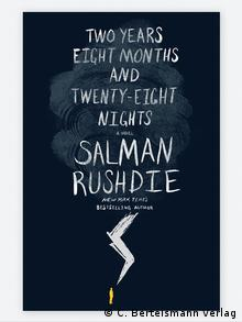 Buchcover two years eights month and twenty-eight nights Salman Rushdie
