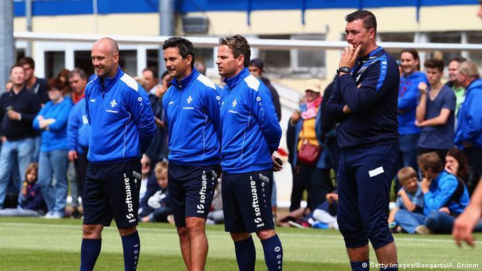 SV Darmstadt 98 Trainer Team