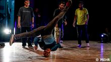 Bildergalerie Iran Break Dance