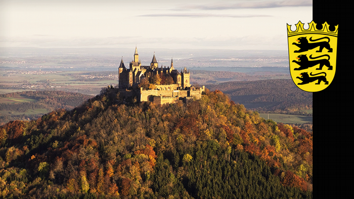 Germany's 16 states: Baden-Württemberg