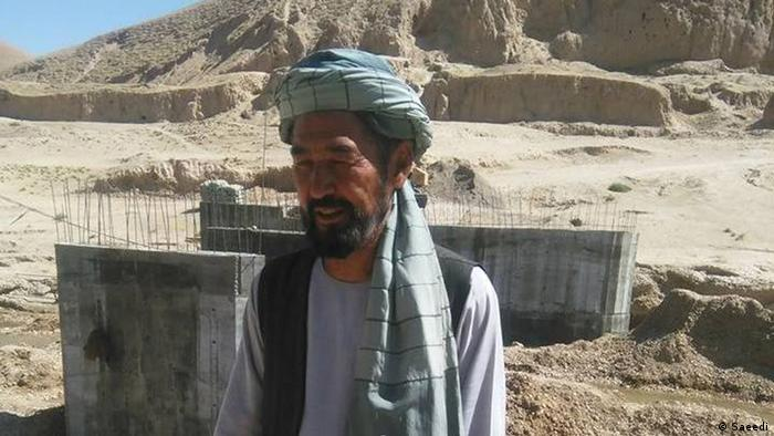 Afghanistan Local hero Amanullah Bay EINSCHRÄNKUNG