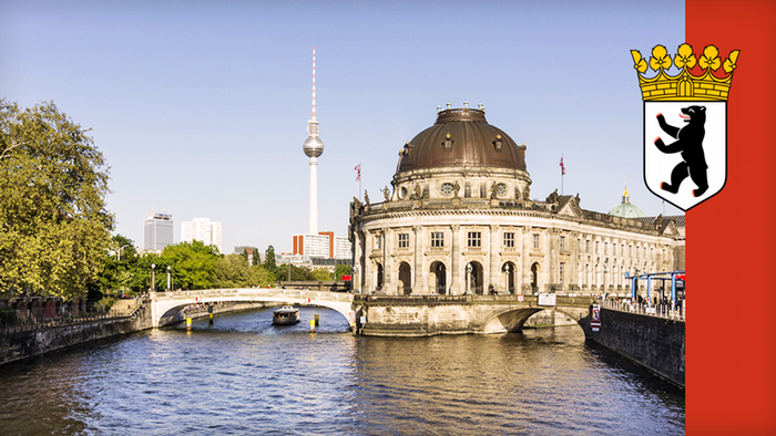 Germany's 16 states: Berlin