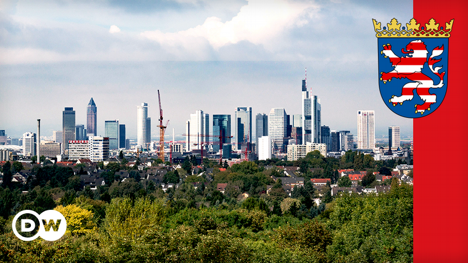 Alemania y sus 16 estados: Hesse