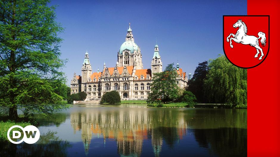 Alemania y sus 16 estados: Baja Sajonia