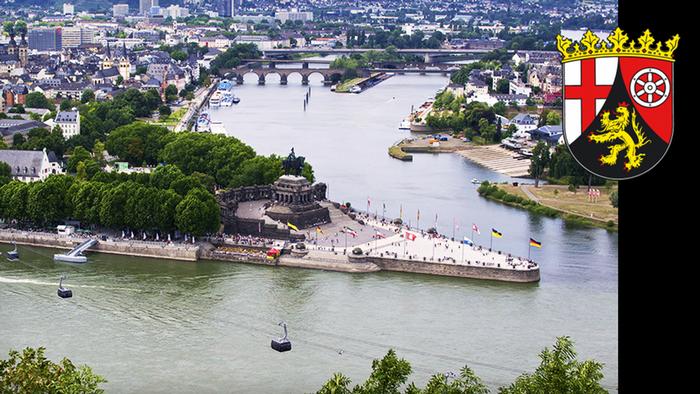 Germany's 16 States: Rhineland-Palatinate