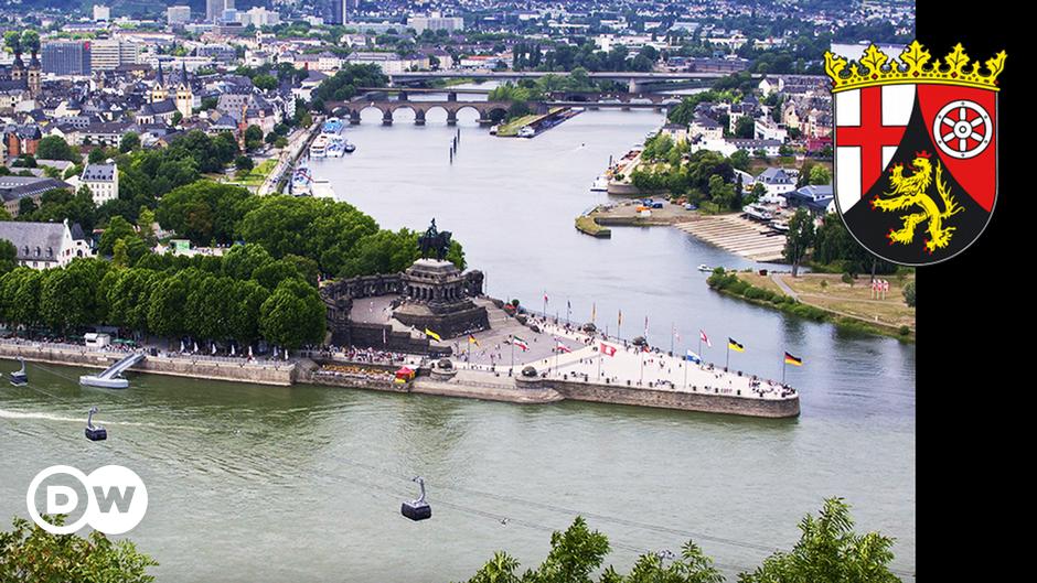 Alemania y sus 16 estados: Renania Palatinado